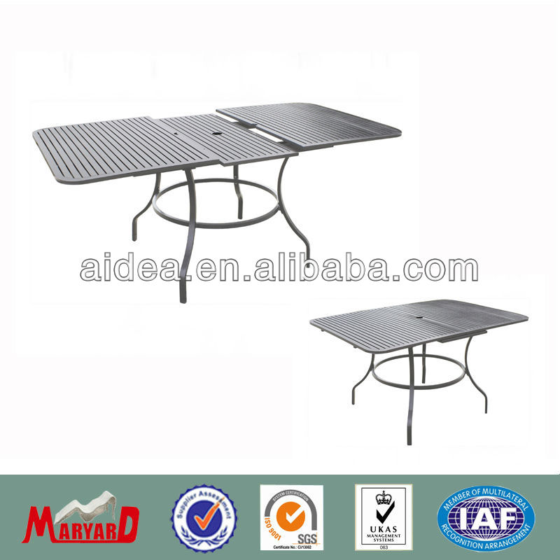 Stainless Steel dining table folding table MY10SY40