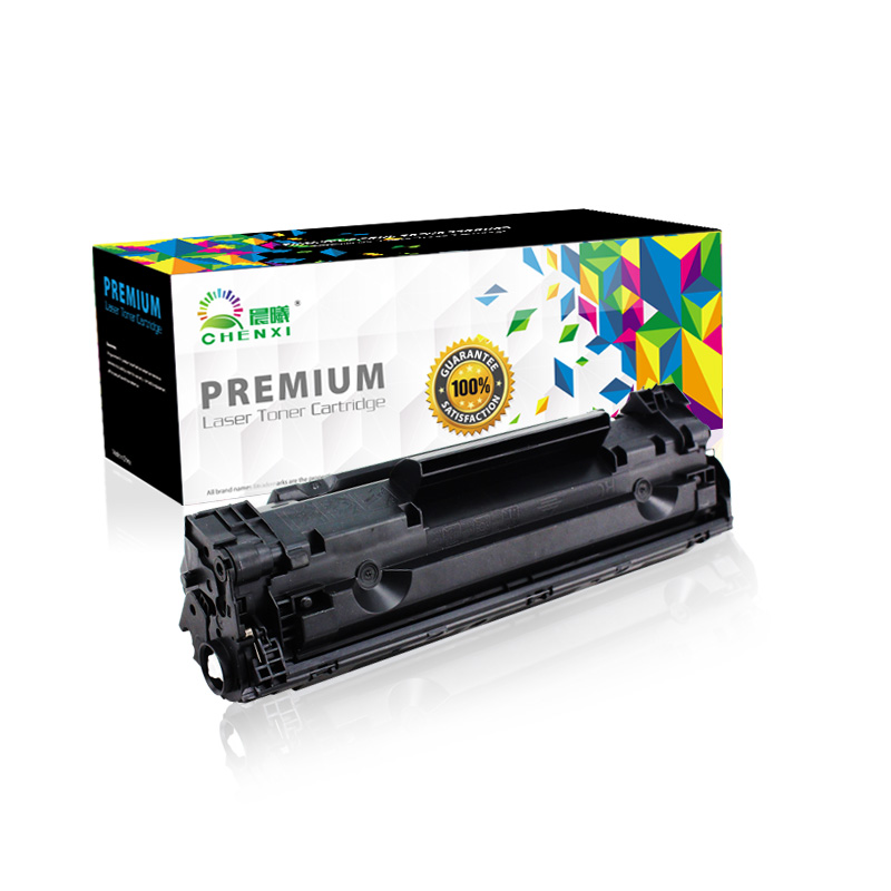 CHENXI wholesale toner cartridge for hp laserjet <strong>p1005</strong> <strong>printer</strong> price