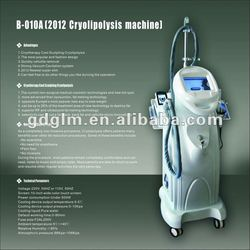 Cryolipolysis fat freezing liposcution machine/cryotherapy beauty equipment