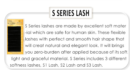 Super Gold S2 Lash (Soft Series)