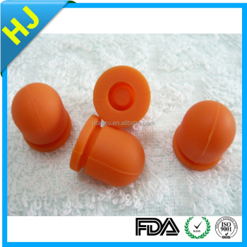 Cheap Wholesale custom Silicone button cap made in China