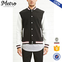 Wholesale Latest Design European Style Baseball Jackets for Man