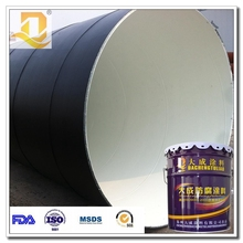 Epoxy Coal Tar Pitch top coat paint for container bitumen paint pipe coating