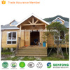 70 M2 Prefabricated Wooden House with Two Bedrooms for Sale