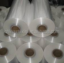 Colored heat shrink wrap film/plastic film roll for printing film