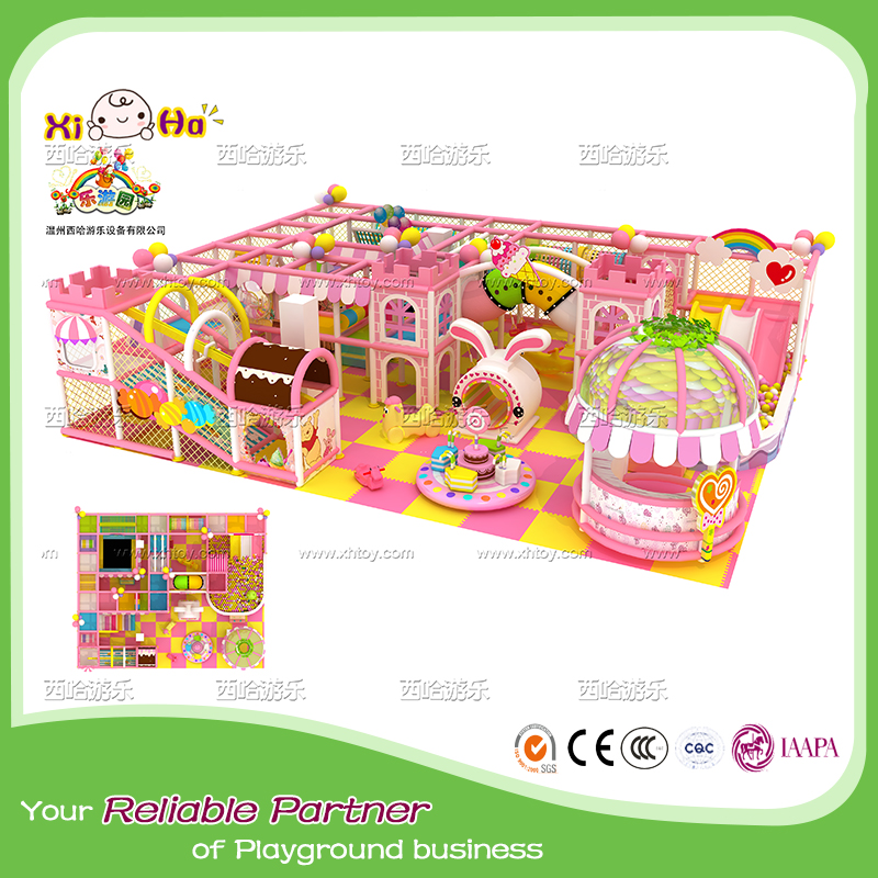 OEM Indoor Playground Equipment For Sale Funny Kids Playground Handle From China