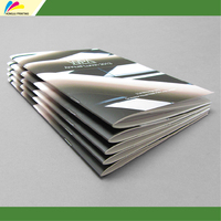 Cheap and high quality uv ink brochure printing
