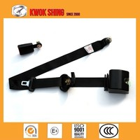 Emergency Locking, Auto Locking or Pretensioner Car Safety Belt