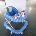 lovely phoenix face baby walker popular item walker for baby six month