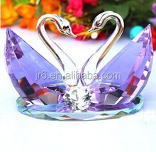 Valentine's day gift diamond crystal Swan