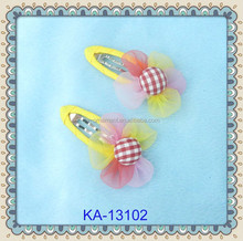 Top baby girls hair snap clips hair barrettes for kids