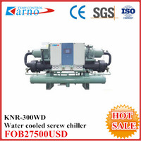 China Manufacture Water Screw Double Hanbell Compressor chiller