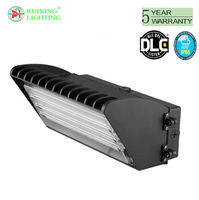 LED 70W Wall Pack Outdoor Lighting, UL DLC Listed, up to 400W MH/HPS/HID Replacement, 5000K Cool White, 7000 Lumens, IP65