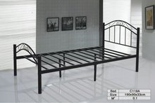 Twin size bed , Single bed C118A stainless steel bed frame