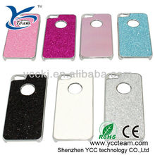 New Arrival!! Fashionable protective crystal covers and case with dustproof function for iphone5