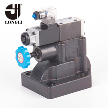 Y2D1H-Ha32B Hydraulic high pressure low noise casting overflow valve