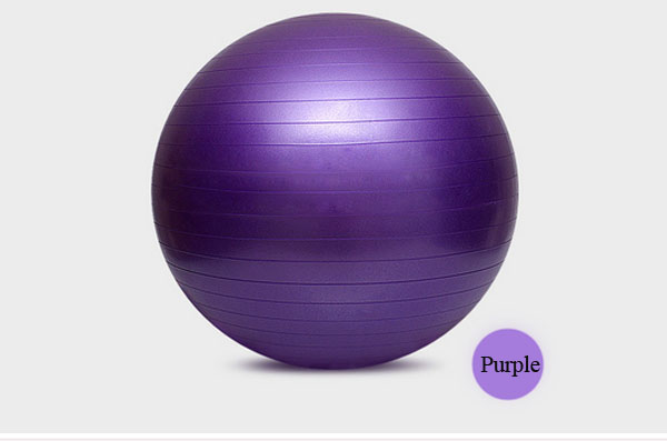 Colourful Eco Friendly High Quality Exercise ball