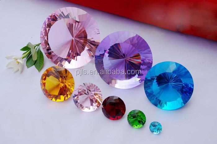Crystal Glass Diamond