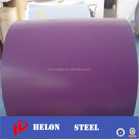 prepainted gi steel coil ! all kinds of color ppgi steel plate or coil