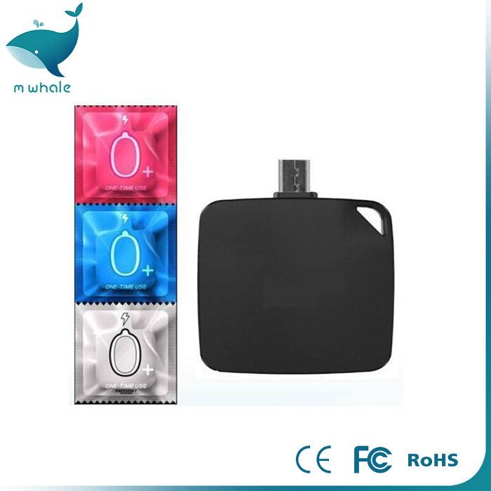 China top ten selling products new design disposable power bank