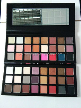 Best Pro Eyeshadow Palett Makeup-Matte+Shimmer 24 Colors-High Pigmented-Professional Cosmetics Eye Shadows OEM