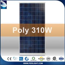Ce Approved Roof Home 310 watt pv good quality poly solar panel