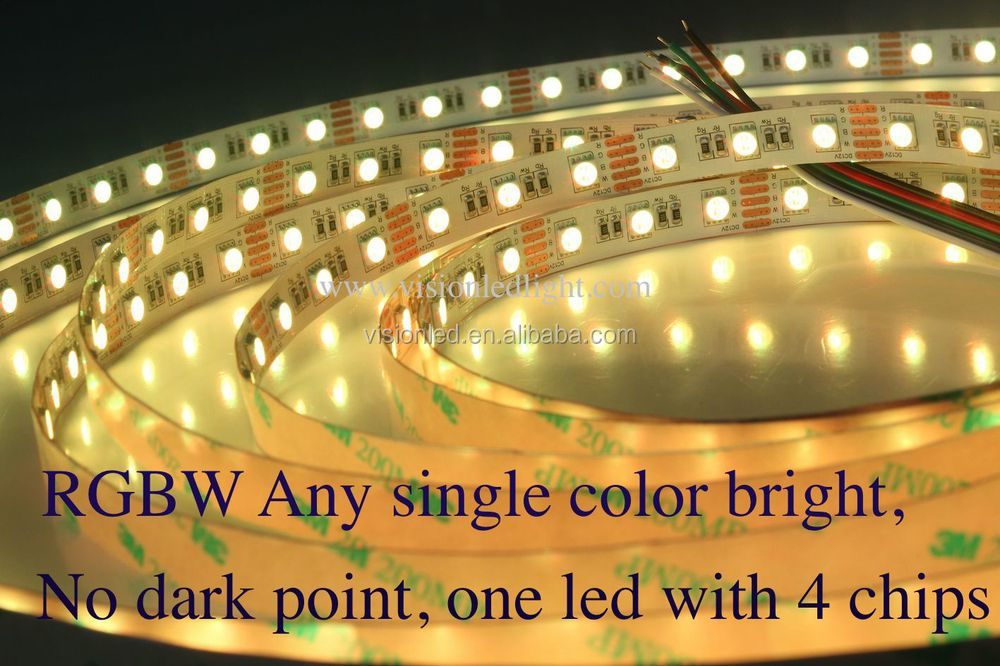 2014 Innovative 60 LEDs/M RGBW Flexible LED Strip
