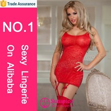 Sunspice Lingerie 14 years experience europe style quanlity guarantee babydoll lingerie