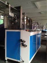 Automatic Plastic PVC cylinder tube forming machine