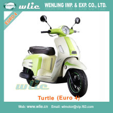 2018 New vespa gas scooter diesel 125cc Turtle 50cc/125cc (Euro 4)