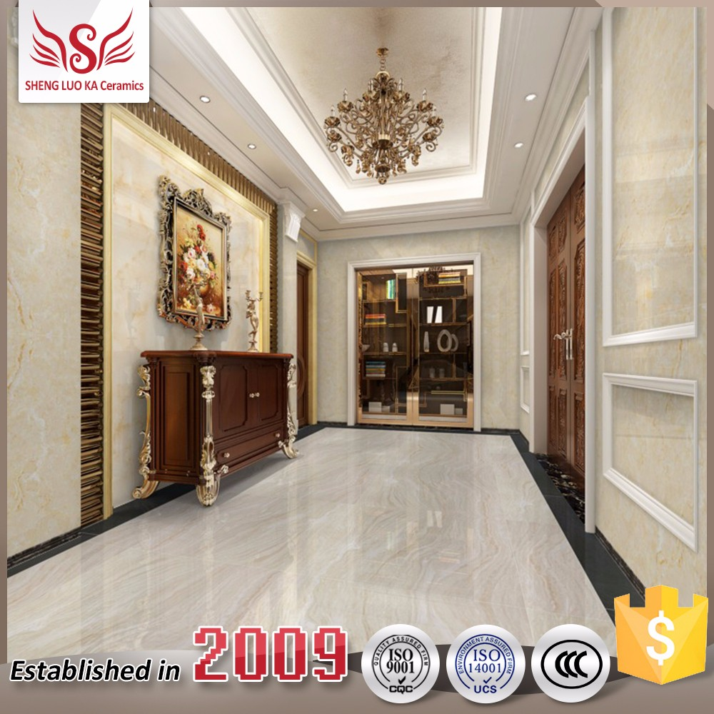 China Building Materials Polished Porcelain Nonslip Ceramic