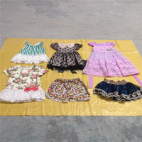 Summer hot wholesale used baby clothes