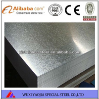 Bottom price galvanized steel sheet polished in coil