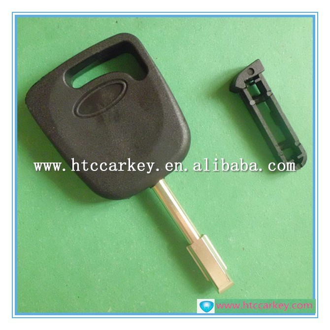 Automotive key trade assurance for ford transponder key shell