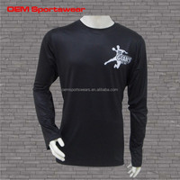 Printed sport new pattern t-shirts long sleeves