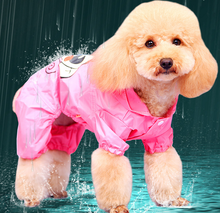 Wholesale Raincoat for Dog High Quality Dog Clothing Pet Supplies