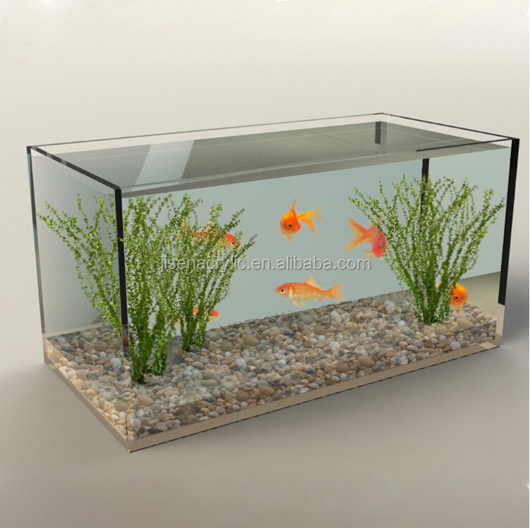 wholesale clear acrylic fish tank stand