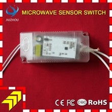 automatic turn off light daylight sensor switch item JZ-20W-25 micorwave sensor