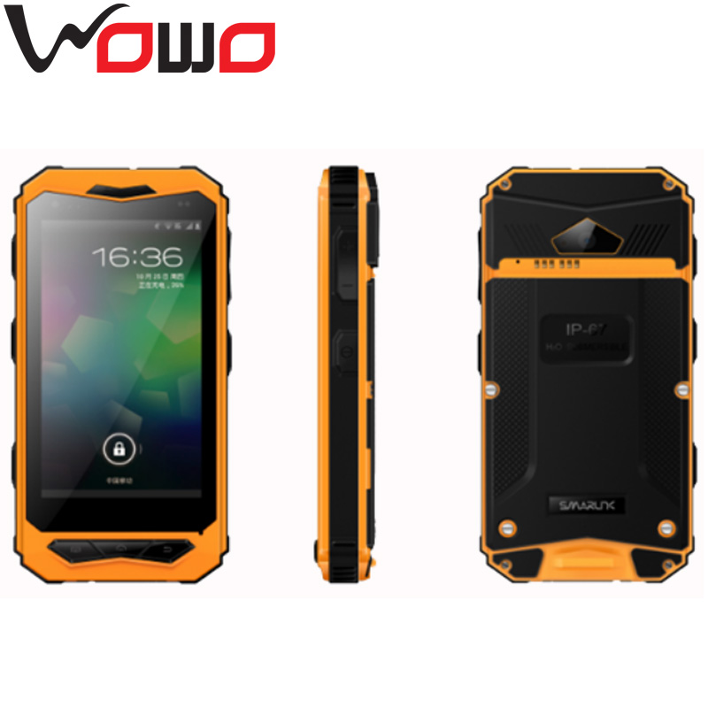 water-dust-drop-proof level: IP67 mobile phone CDMA+WCDMA+GSM phones Q610