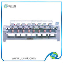 8 heads industrial embroidery machines for sale
