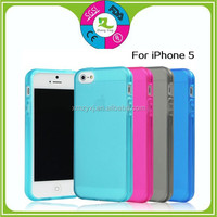 5S ! 5S! promotional Gift wholesale Colorful Rubber silicone mobile phone cover phone case