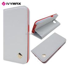 new items in china market rechargeable battery PU leather phone case for Samsung Galaxy s6