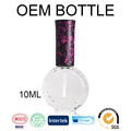 2017 OEM/ODM factory UV gel nail polish glass bottles