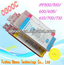 Compatible 5Color Refill Ink Cartridge for 500/510/600/605/610/700/710 Printer