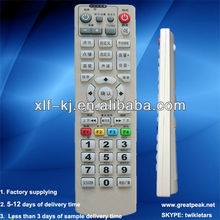 045a CE ROHS Shenzhen factory of onida tv remote control for skyworth, LG, TCL, Kongka, Samsung, S O N Y Hisense