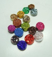 WHOLESALE OF ROUND DRUZY COATED