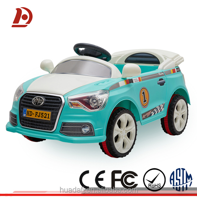 2015 Best Electric Toy Cars Exported to Italy