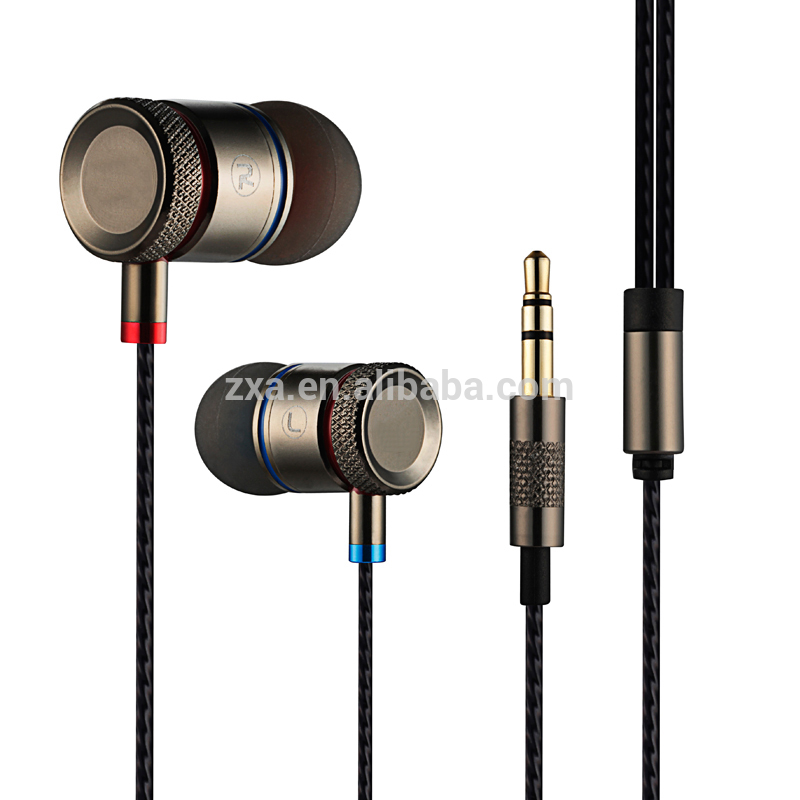 Wired headphones stereo sound and profucts with details customized