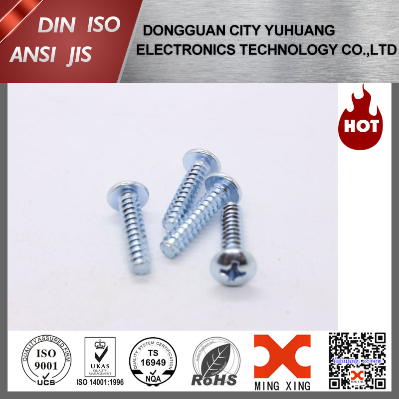 torx Round head thread forming screw for plastic