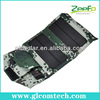 foldable solar charger for notebook laptop mobile phone cell phone